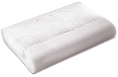 Pillo-Pedic offers a unique 4-in-1 design for support and comfort.