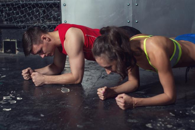 7 minute scientific workout