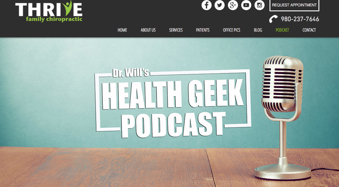 thrive-chiropractic-health-geek-podcast