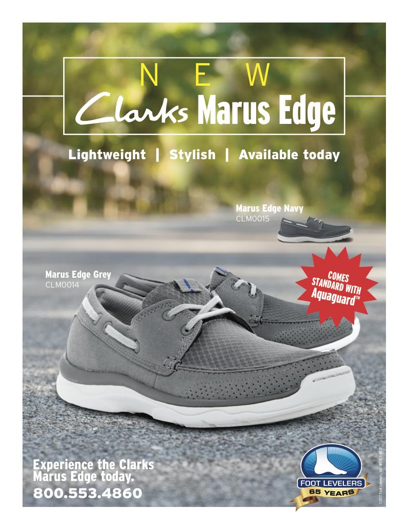 Clarks Marus Edge
