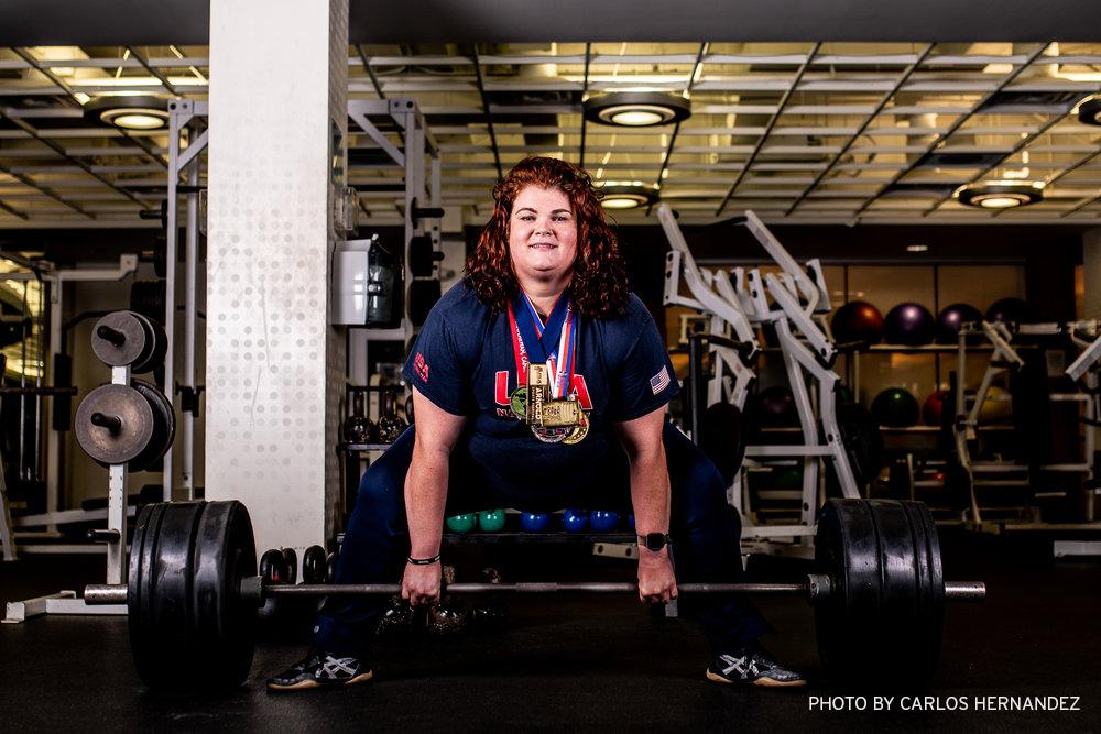 Foot Levelers Custom Orthotics Help World Champion Hopeful with Low