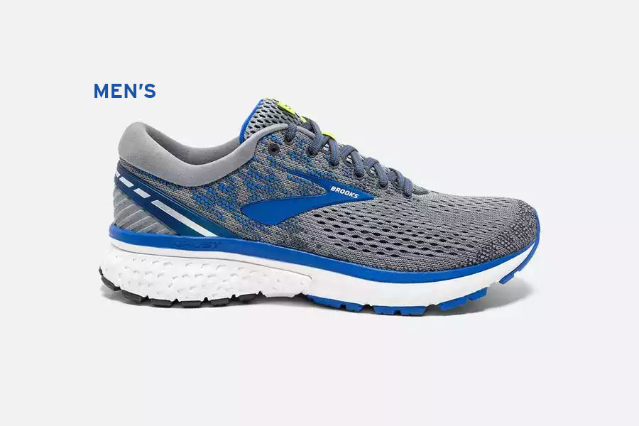 33aabdeb297f9 The Brooks Ghost 11 running shoe is great for hardcore runners and active  patients. The Brooks Ghost 11 has been improved with Brooks  DNA Loft foam  along ...