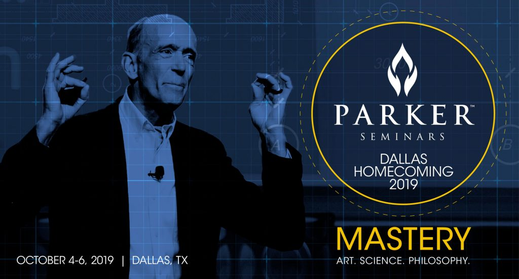 Parker Seminars Dallas 2019