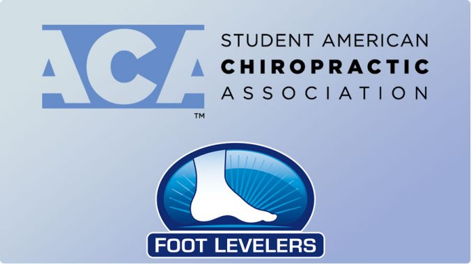 Foot Levelers Sponsors 2019 Student ACA Leadership Conference