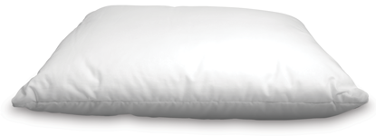 Two easy measurements create a pillow that's the perfect fit for you.