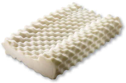 Features Posturefoam™ that helps eliminate pressure points.