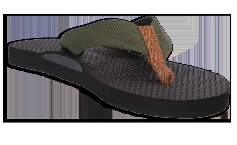 0253c694f Jungle Green Flip-Flop (CSM0080)