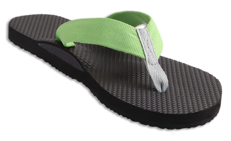 Palm Green Flip-Flop (CSW0070)