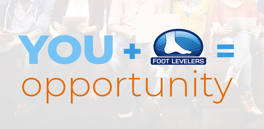 Become a Foot Levelers Student Representative