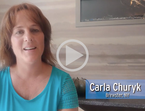 Carla Churyk Success Story