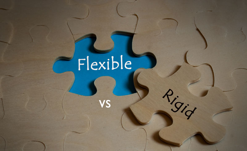 Flexible vs Rigid Orthotics