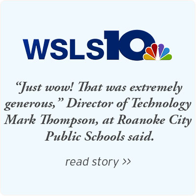 In the Press - WSLS