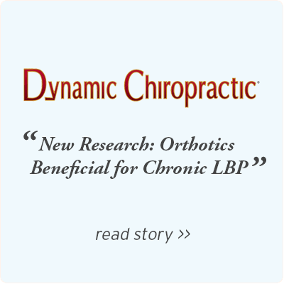 In the Press - Dynamic Chiropractic