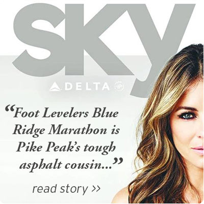 In the Press - Sky Delta Blue Ridge Marathon