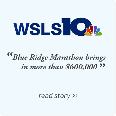 WSLS - Eighth Annual Blue Ridge Marathon