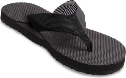 67134be2f Women s black pearl orthotic flip flop