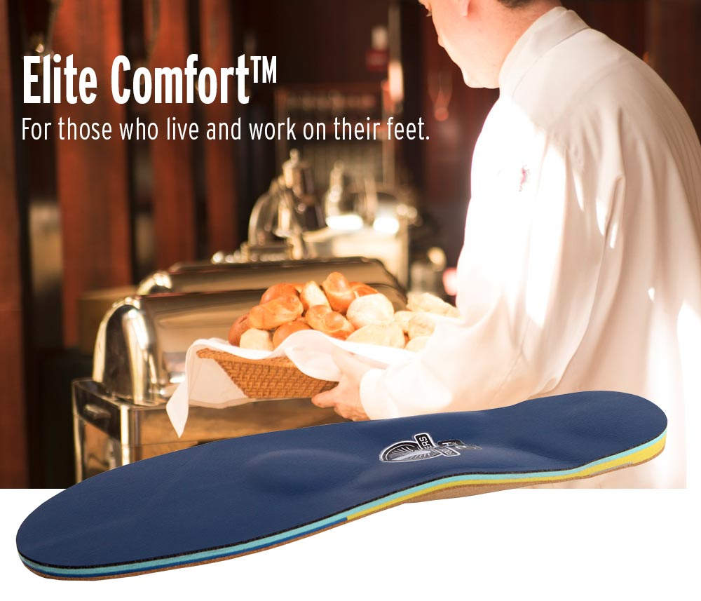elite comfort orthotic