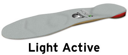 light active orthotics