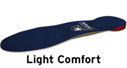 light comfort orthotics