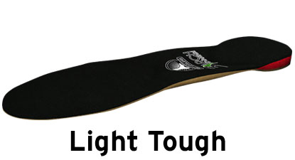 light tough orthotics