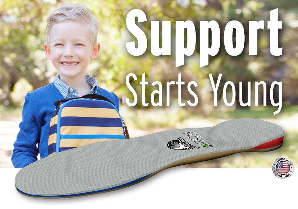 ultra young soles childrens orthotics