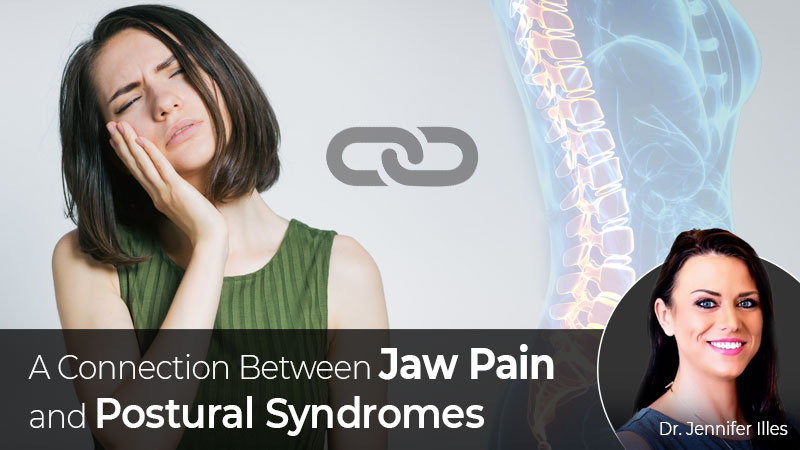 A Connection Between Jaw pain and Postural Syndromes