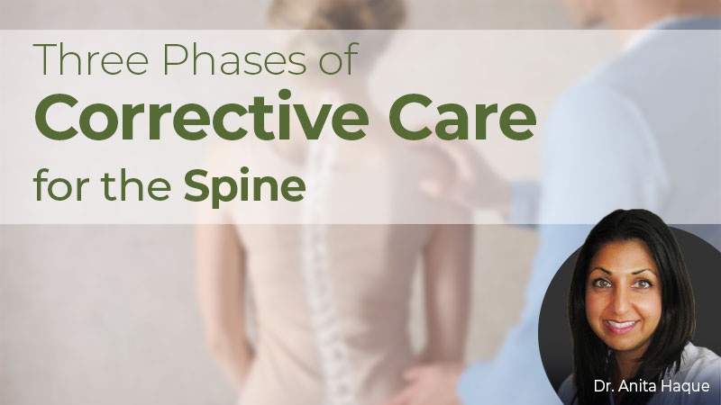 The Three Phases of Corrective Care for the Spine