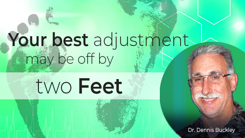 Your Best Adjustment May Be Off by Two Feet